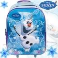 "Disney Frozen 3D Ученическа раница тролей ""Замръзналото кралство"""