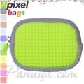 2015 Upixel Bags Green Малък несесер B006-WX