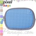 2015 Upixel Bags Blue Малък несесер B006-WN