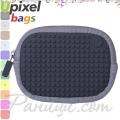 2015 Upixel Bags Grey Малък несесер B006-WW