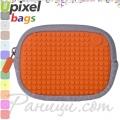 2015 Upixel Bags Orange Малък несесер B006-WE