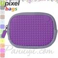 2015 Upixel Bags Purple Малък несесер B006-WD